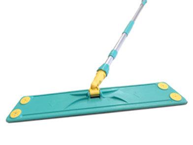 Trapez-Wischer mit Gummilamellen