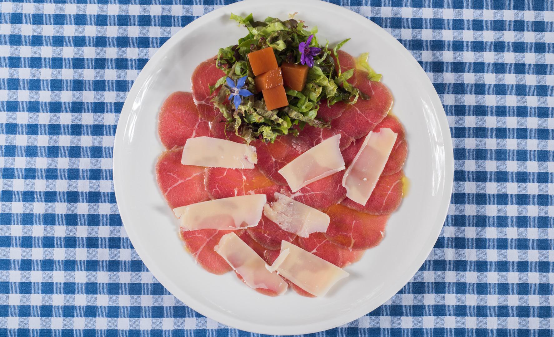 Rindfleisch Carpaccio