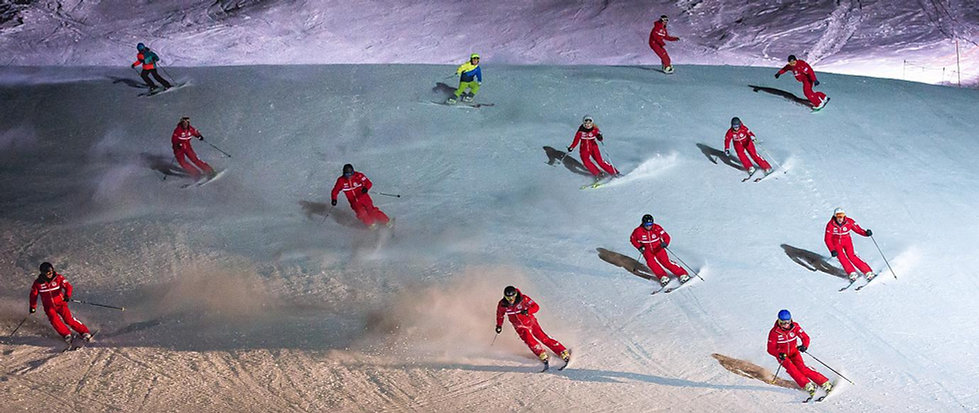 Skipauschalen für günstige Skiferien mit Kindern in Sörenberg