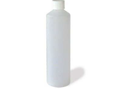 Leerflasche 500ml transparent