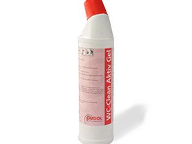 Leerflasche 750 ml Entenhals WC Clean