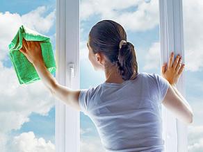Was kann ein guter Fensterreiniger?