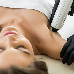 Haarentfernung mit Laser