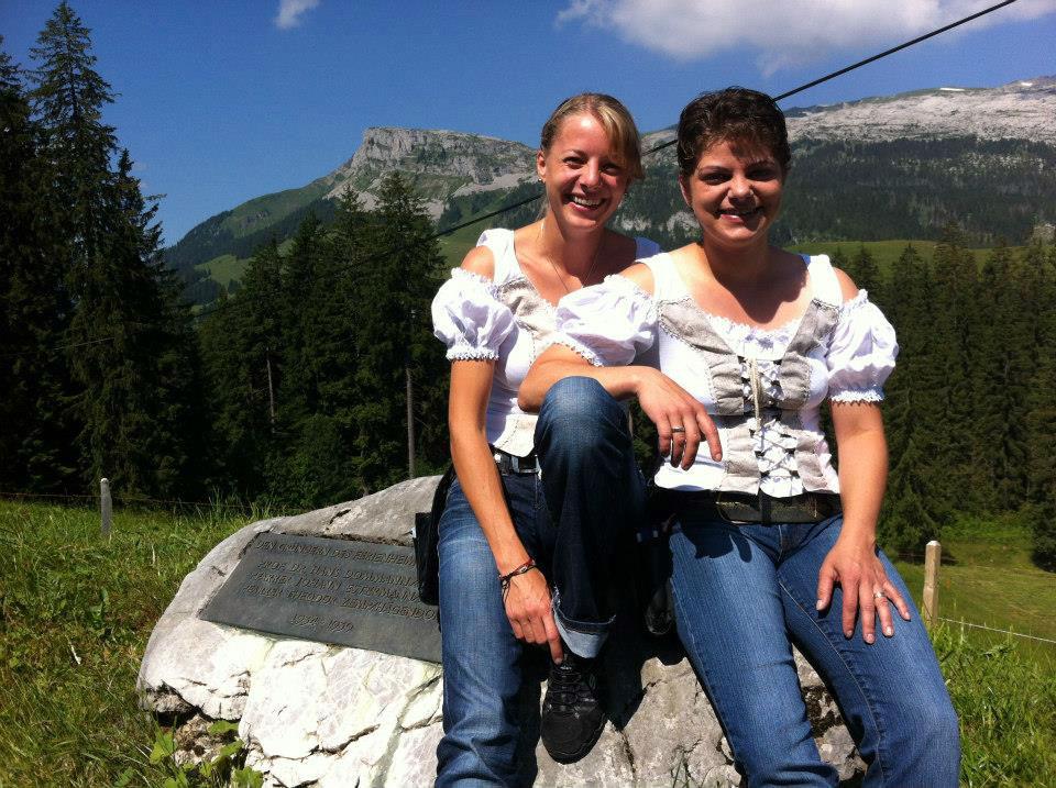 Trudi & Nathalie