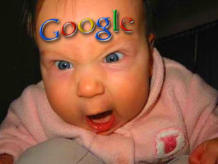 Why Google is not your parenting friend. Step away from the smartphone.