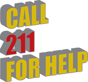 Call 211 For Help