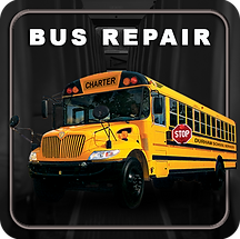 bus repair in Hubertus, WI for the commercial vehicle industry at RTI body shop