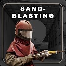 sandblasting services in Hubertus, WI at RTI body shop