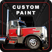 custom paint and refinishing in Hubertus, WI for the commercial vehicle industry at RTI body shop