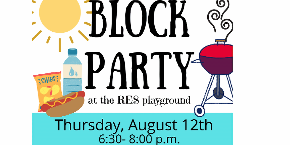 RES Back to School Block Party