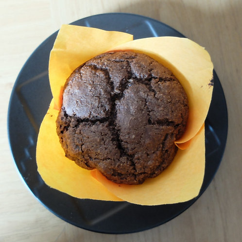 Schokoladen Muffins vegan, glutenfree
