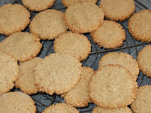Sesam Cookies