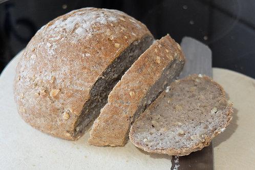 Glutenfreies, laktosefreies Brot