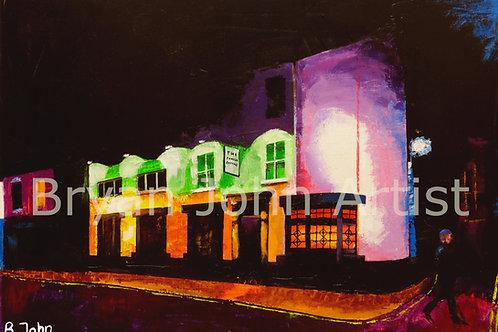 The Porter cottage