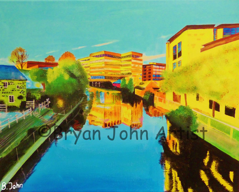 The River Foss, York