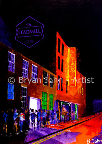 Friday Night at the Leadmill