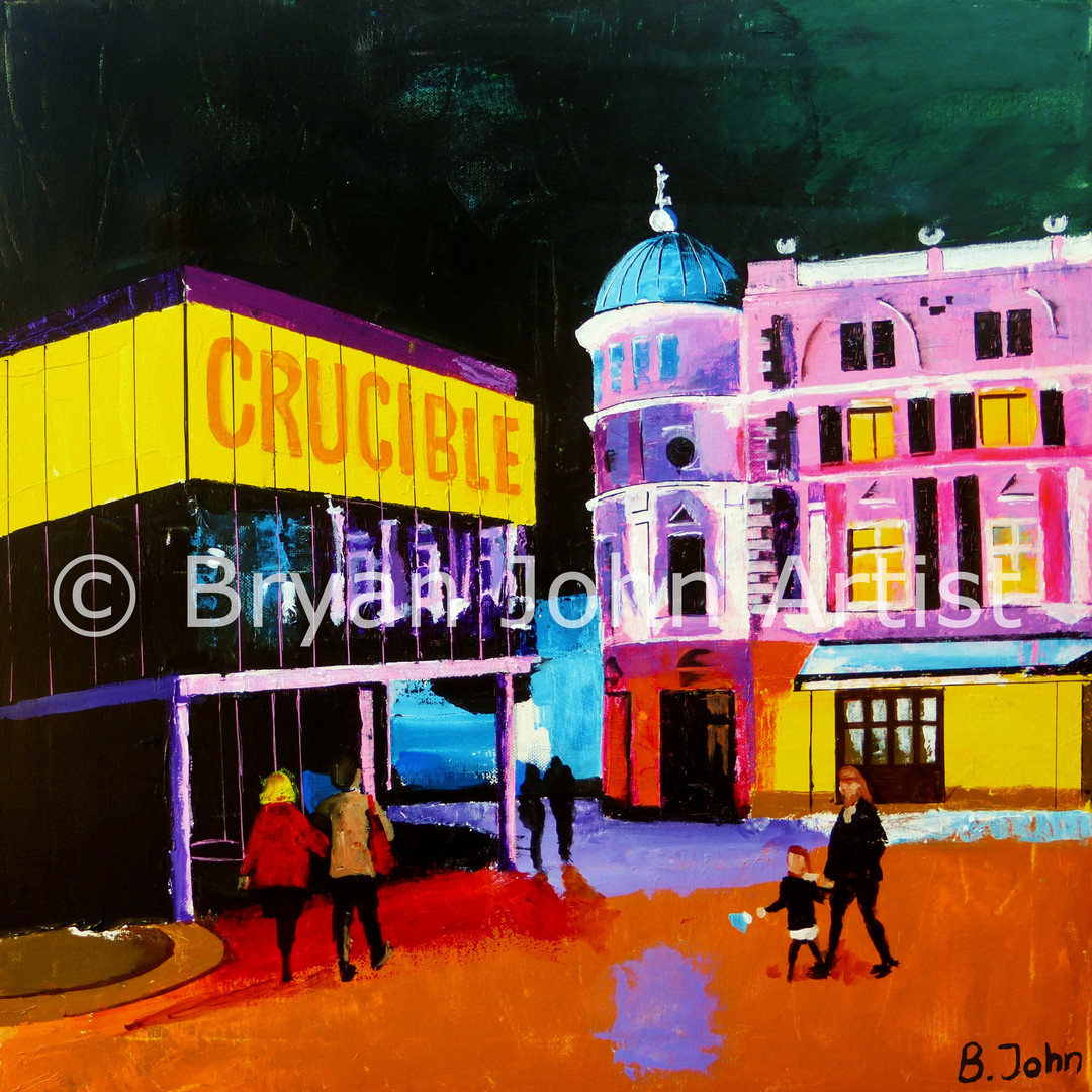 The Crucible and Lyceum Theatres