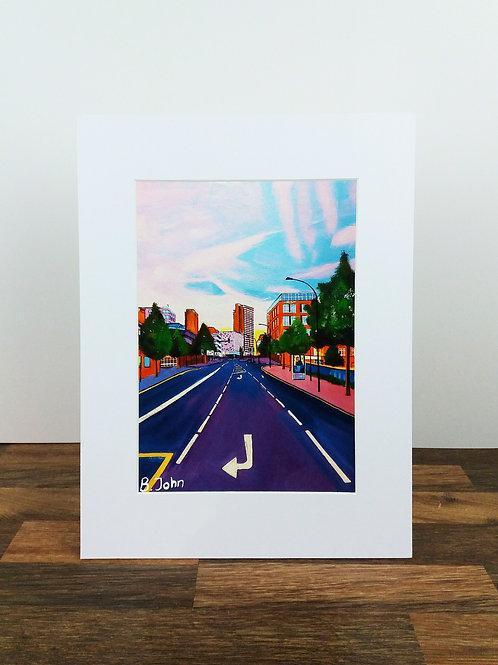 Eyre Street - Sheffield