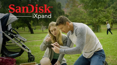 """Sandisk """"iXpand"""""""