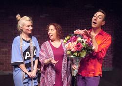 BOB_0300 Felicity Wren, Amy Tolsky and Douglas Scott Sorenson Photo by Ed Krieger