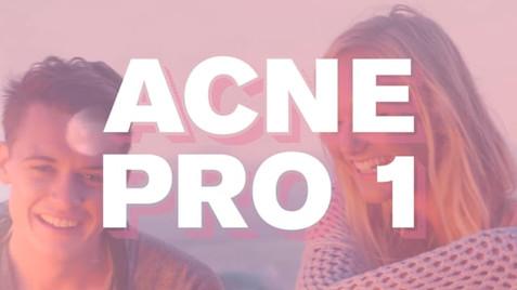Acne Pro 1