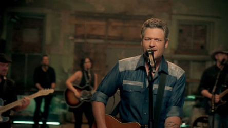 """Blake Shelton """"She's Got A Way With Words"""""""