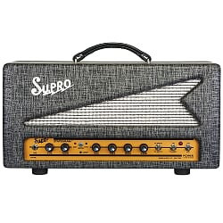 SUPRO STATESMAN 50W TUBE AMPLIFIER HEAD - 240V