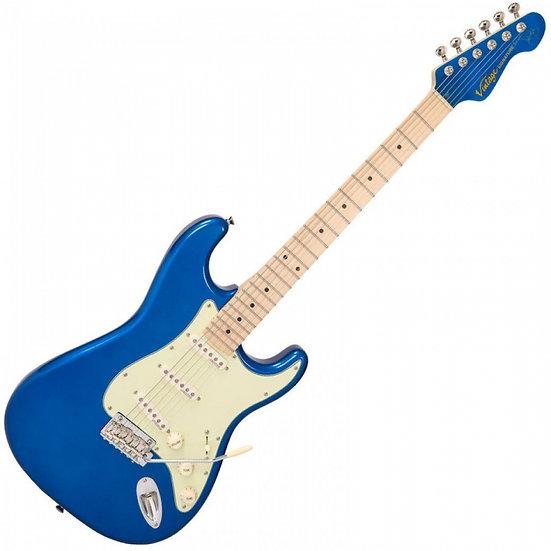VINTAGE JOHN VERITY SIGNATURE MODEL - CANDY APPLE BLUE