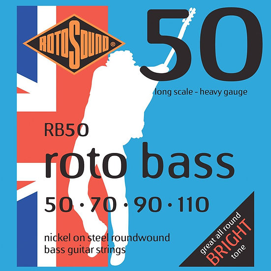 Rotosound RB50 Bass Strings Heavy