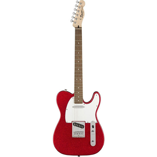 Squier Bullet Tele Red Sparkle