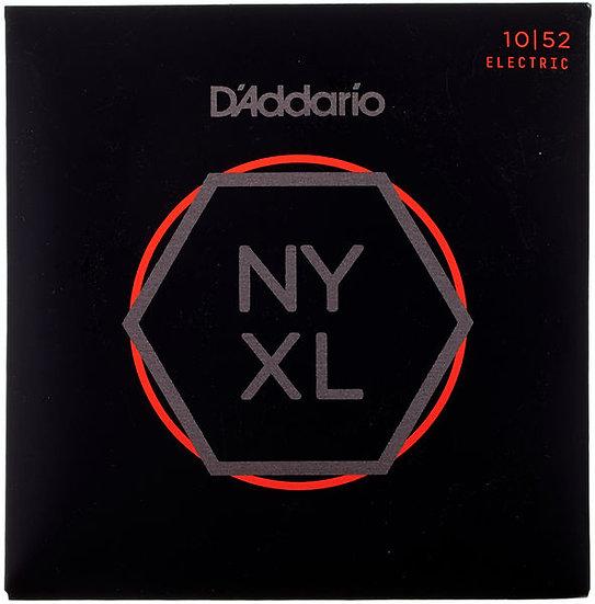 D'addario NYXL1052 LT Top/Heavy BTM