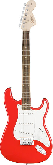 SQUIER AFFINITY STATOCASTER RACE RED