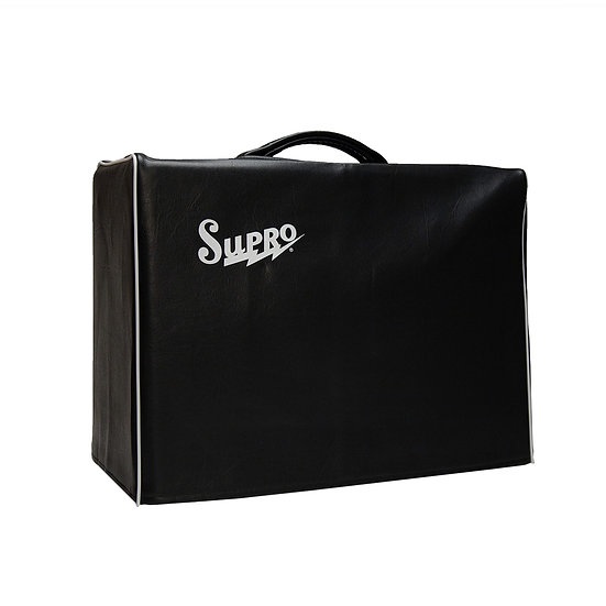 SUPRO BLACK AMP COVER - FITS 1 X 10 COMBO
