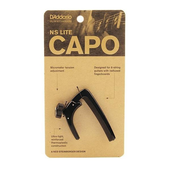 Planet Waves D'addario NS Lite Capo
