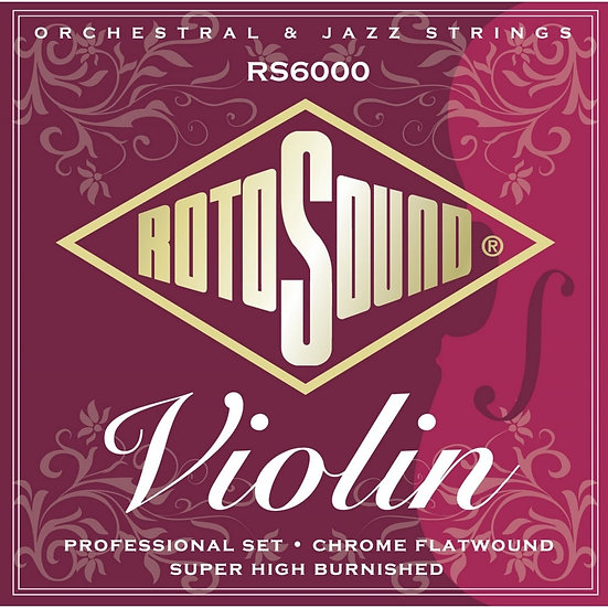Rotosound Professional Violin Strings