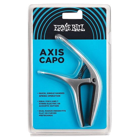 Ernie Ball Axis Capo - Silver