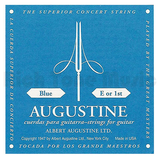 Augustine Classical Nylon String Blue