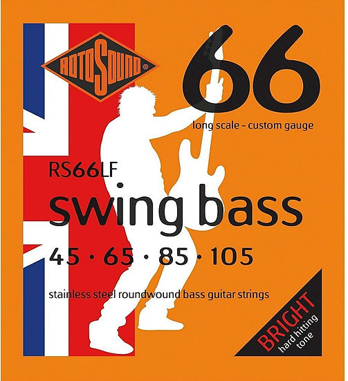 Rotosound Swing Bass Custom