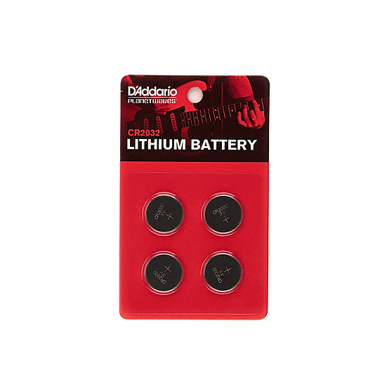 Planet Waves D'addario Lithium Batteries