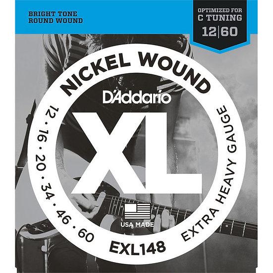 D'addario EXL148 Extra Heavy