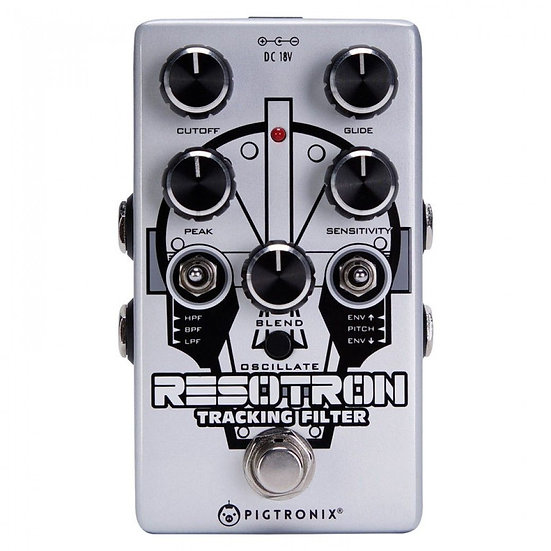 PIGTRONIX RESOTRON MULTI MODE FILTER