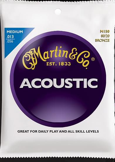 Martin Acoustic 80/20 Bronze Medium