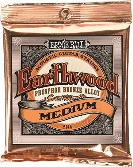 Ernie Ball Earthwood Phosphor Bronze Medium