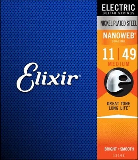 Elixir Nanoweb 11-49 Electric