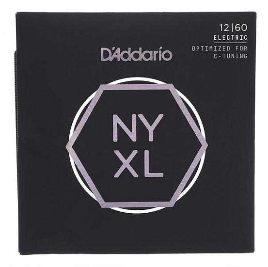 D'addario NYXL1260 Optimized for C - Tuning