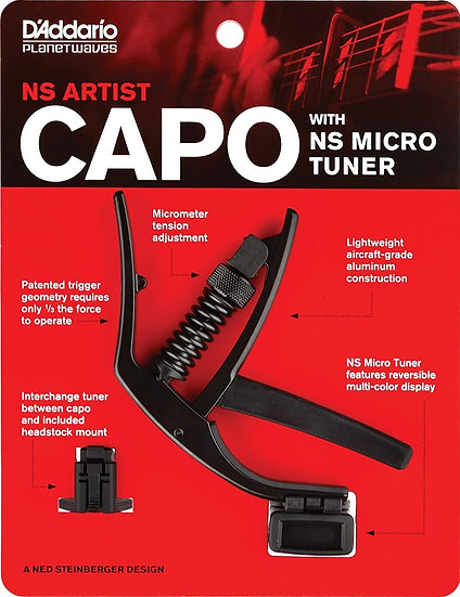 Planet Waves D'addario NS Artist Capo