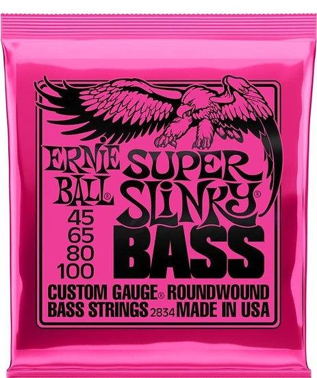Ernie Ball Bass Super Slinky's