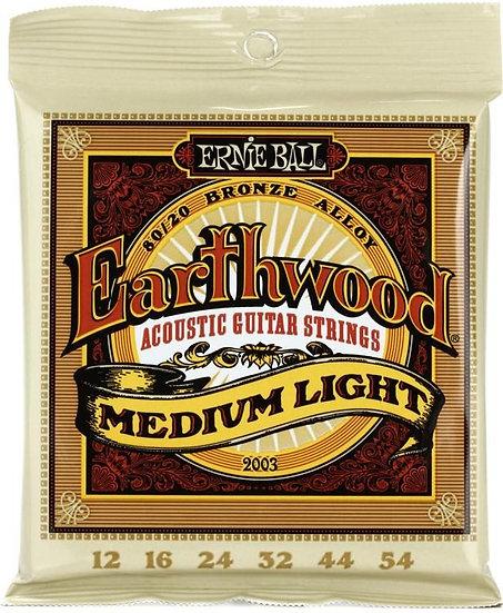 Ernie Ball Earthwood Medium Light