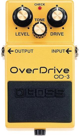 Boss SuperOverdrive SD-1