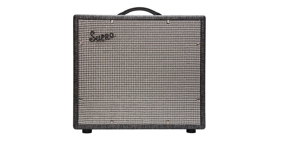SUPRO BLACK MAGICK 1 X 15 EXTENSION CABINET